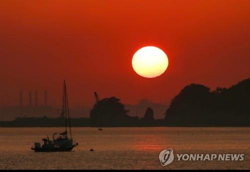韩国各地日出日落景点多辞旧迎新活动丰富