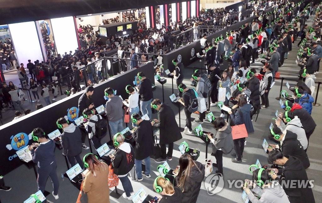 韩游全球份额第四 出口增长8.2%