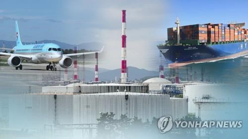 韩国航空海运行业绷紧神经严密关注美伊局势