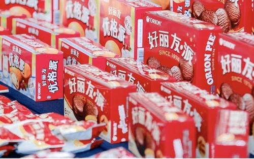 好丽友连续6年登顶中国派推荐榜