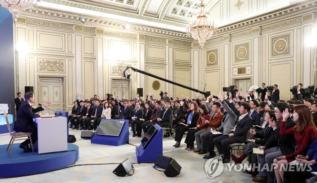 详讯:文在寅强调中国在解决朝核问题上的作用