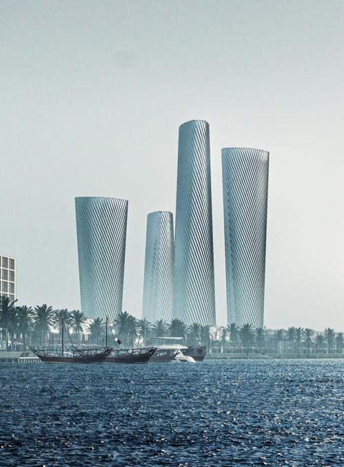 现代建设承揽卡塔尔和新加坡共89亿元项目订单