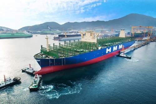 现代商船加入世界三大海运联盟THE Alliance