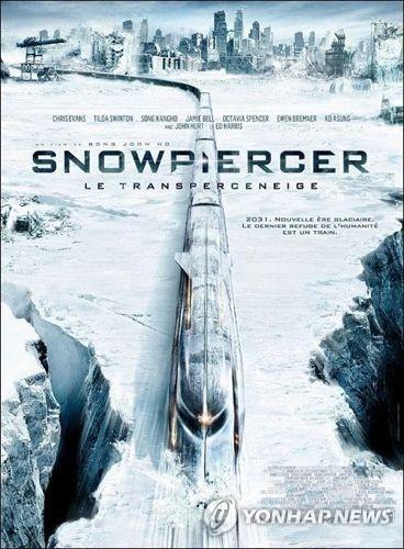 奉俊昊《雪国列车》被翻拍为美剧5月开播