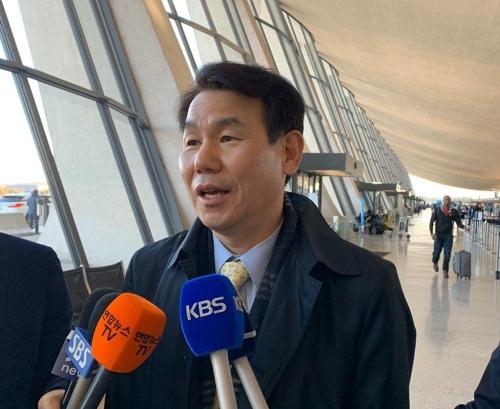 韩美防卫费谈判韩方代表:未谈出兵霍尔木兹问题