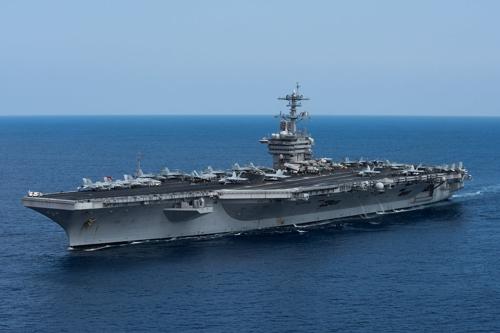 美战略武器纷纷临近韩半岛引关注