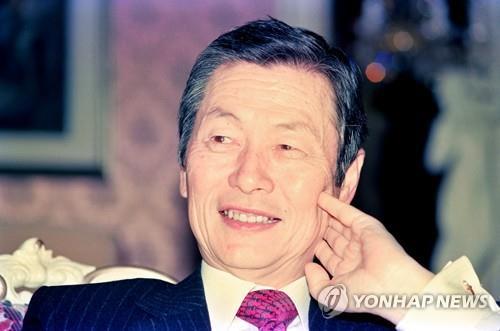 资料图片:辛格浩 韩联社/乐天集团供图(图片严禁转载复制)