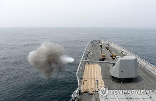 详讯:韩政府拟将清海部队作战范围暂扩至霍尔木兹