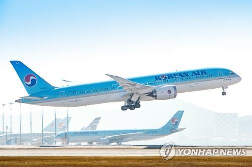 大韩航空暂停仁川至武汉航线