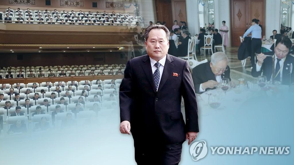 简讯:朝媒证实前祖平统委员长李善权出任外相