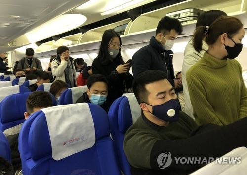 韩国或30日安排包机从武汉撤侨