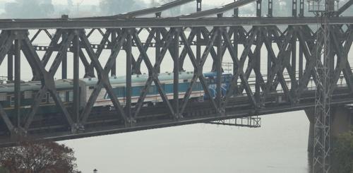 朝鲜停运朝中旅客列车防范新冠病毒流入