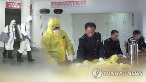 朝鲜监视20天前入境者严防新冠病毒流入