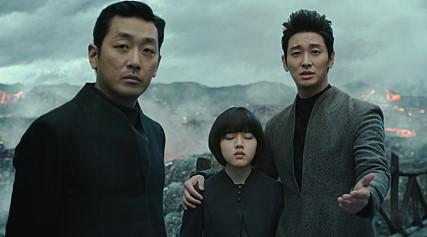 韩片《与神同行》将在华翻拍成动画片