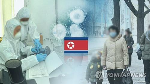 朝鲜加紧生产口罩应对需求暴增