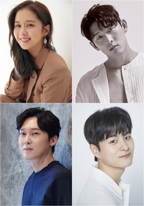 张娜拉高俊担纲tvN新剧《Oh My Baby》