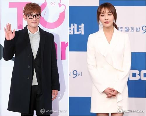 资料图片:KangTa(左)和郑柔美