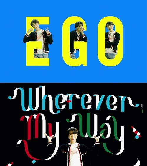《Outro : Ego》视频截图 韩联社/Big Hit娱乐供图(图片严禁转载复制)