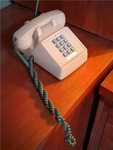 联合国军司令部与朝军联络的直通电话机 联合国军司令部脸书截图(图片严禁转载复制)