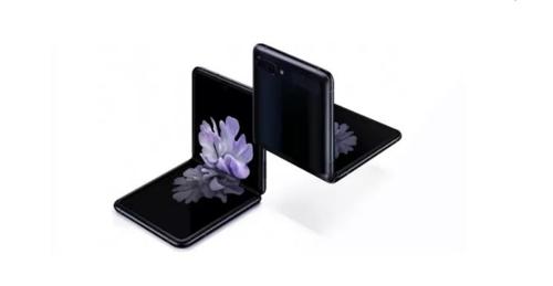 Galaxy Z Flip渲染图 The Verge官网截图(图片严禁转载复制)