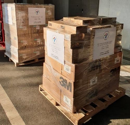 首尔市将向中国友好城市捐赠防疫物资