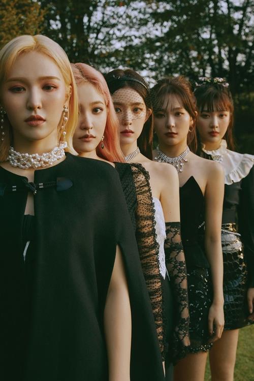 资料图片:Red Velvet SM娱乐供图(图片严禁转载复制)