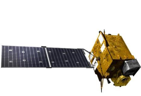 """韩国环境卫星""""千里眼2B""""号发射升空"""