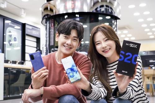 三星Galaxy S20系列在韩开启预售