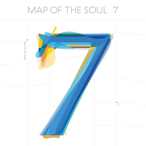 防弹少年团(BTS)正规四辑《MAP OF THE SOUL : 7》封面 韩联社/Big Hit娱乐供图(图片严禁转载复制)