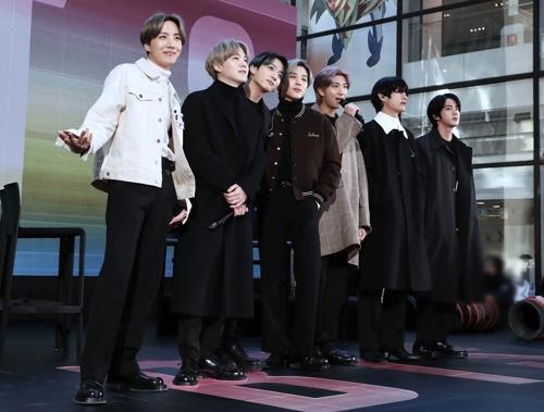 防弹少年团新辑登顶91个国家iTunes专辑榜