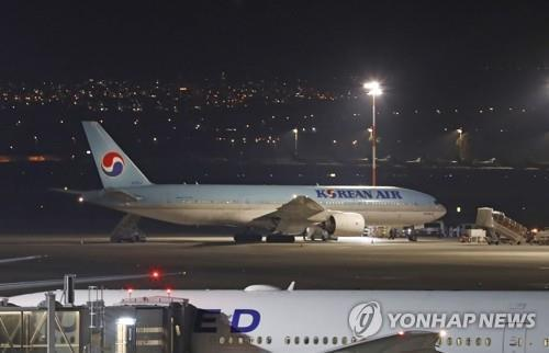 以色列安排两架包机将韩国公民送回国