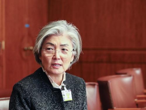 韩外长:以色列禁止韩国人入境属过度举措
