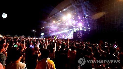 新冠疫情殃及韩国文娱界 海外演出亮红灯