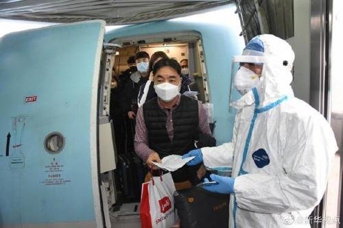 韩国人赴华躲避疫情传闻不属实