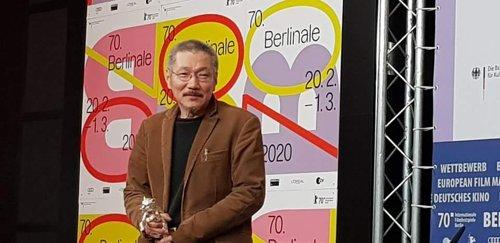 韩国导演洪尚秀获第70届柏林电影节最佳导演银熊奖