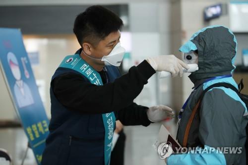韩仁川机场将对出境旅客实施三重体温检测