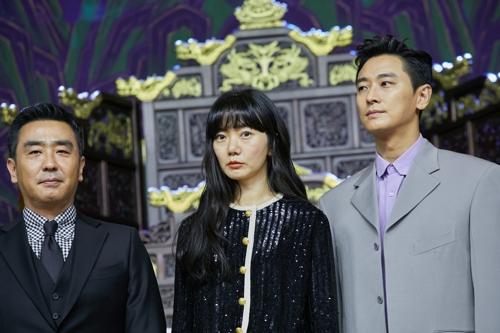 韩国奈飞原创剧《王国》第二季即将上线