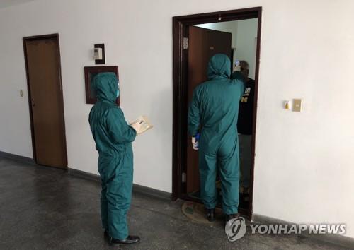 朝媒称境内221名外国人解除隔离