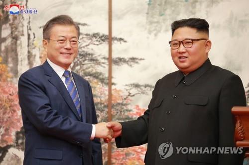 朝媒对韩朝领导人互致信函只字未提