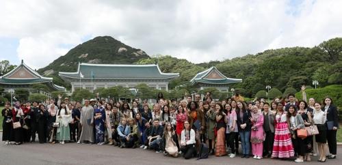 资料图片:Korea.net荣誉记者团 韩联社/文化体育观光部供图(图片严禁转载复制)
