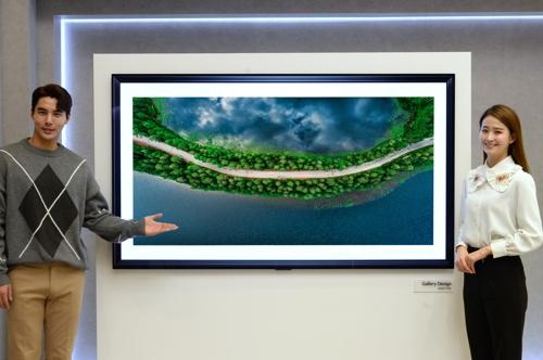LG电子全新人工智能OLED电视将在全球上市