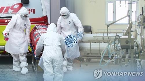 简讯:韩国新增107例新冠确诊病例 累计8086例