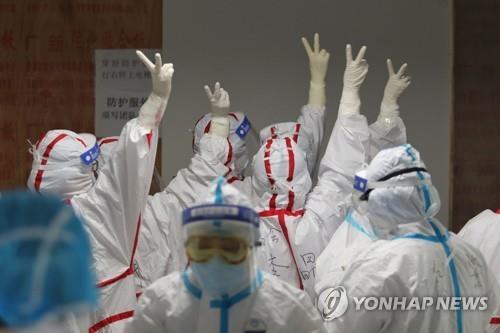 中国武汉向韩国回赠6万个口罩