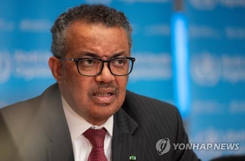 世卫组织总干事:愿推广韩国抗疫经验