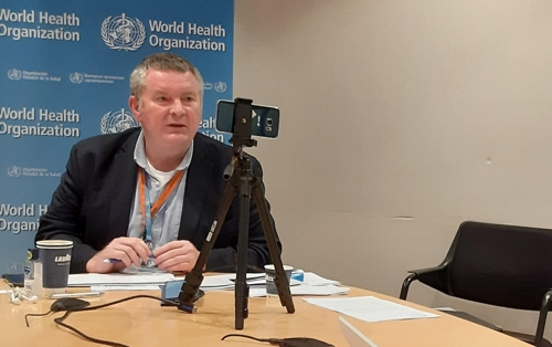 世卫组织执行主任积极评价韩国防疫措施