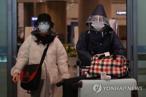 统计:疫情下韩国2月接待外国游客同比减半