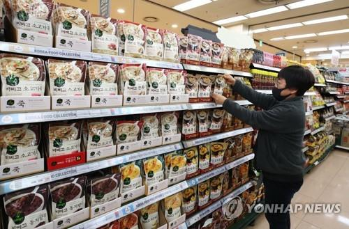 统计:2月韩国电商销售猛增超九成