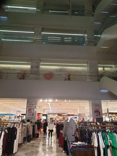 资料图片:位于中国沈阳市的乐天百货商店 韩联社