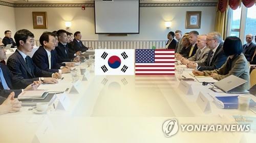 消息:韩美防卫费分担谈判初步达成协议