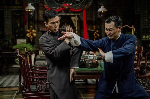 韩国票房:港片《叶问4》连续两天领跑